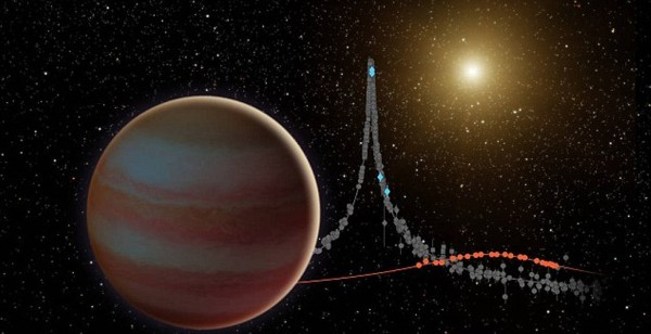 Ученые: Инопланетная жизнь может быть в облаках разрушившихся звезд