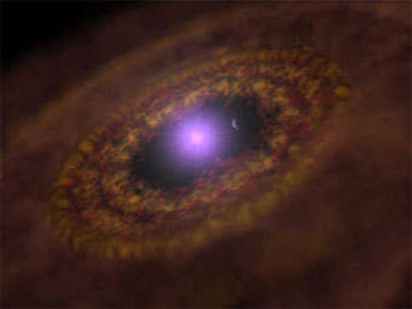 Ученые: Установлен размер планетообразующих космических пылинок