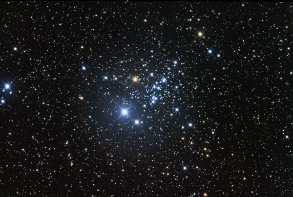 Международный астрономический союз составил список названий 227 звезд