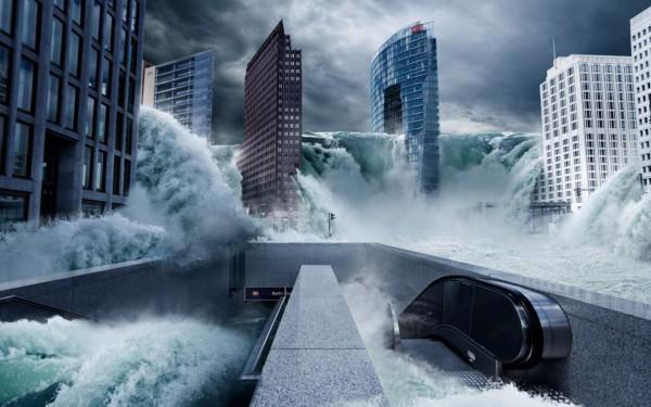 Специалисты NASA предполагают возможность мирового потопа