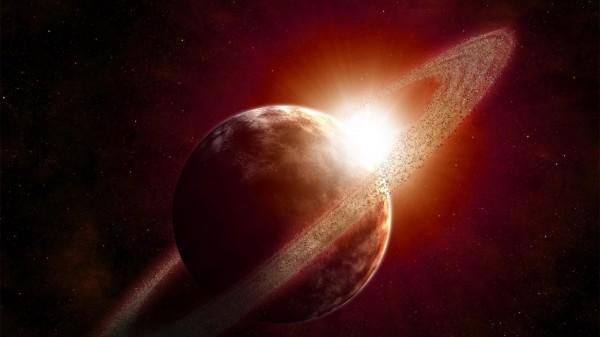 Космическая пыль колец Сатурна помогла ученым выяснить их точный возраст