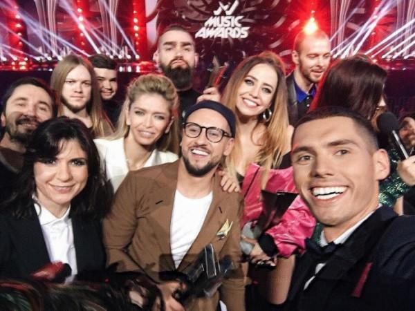 Стали известны победители премии М1 Music Awards 2016
