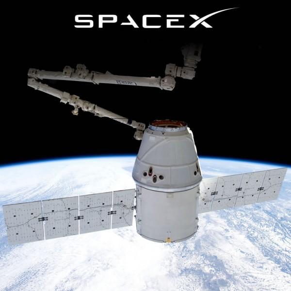 SpaceX не запустит людей в космос как минимум до 2018 года