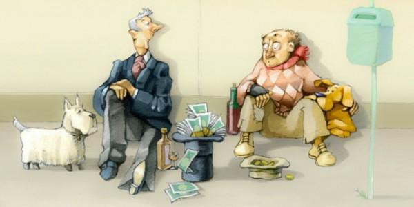 Аналитики: Бедные люди умирают раньше богатых