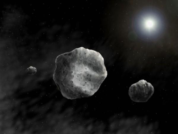 Ученые: Жизнь на Земле образовалась благодаря метеоритам