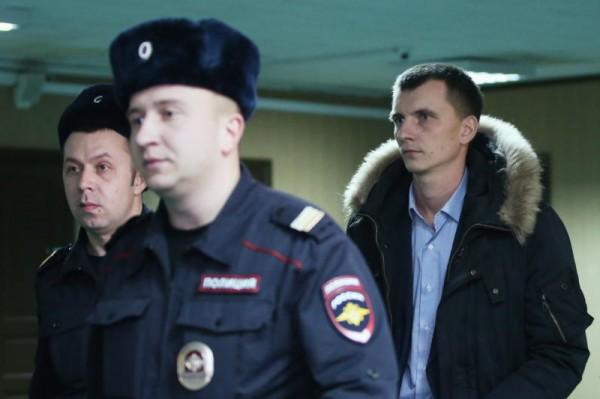 В Москве арестован замначальника антикоррупционного главка МВД