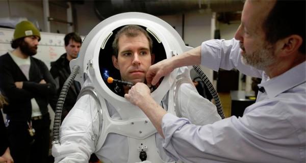 Для будущих колонизаторов Марса учёные разработали новый скафандр