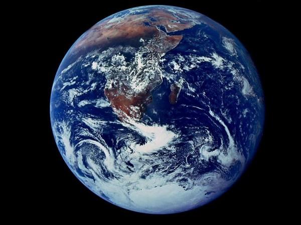 NASA опубликовали на YouTube видео модель дыхания планеты