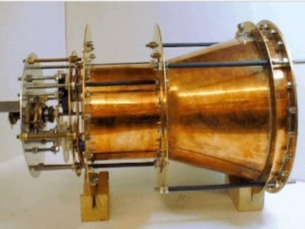 В Китае испытали «невозможный двигатель»
