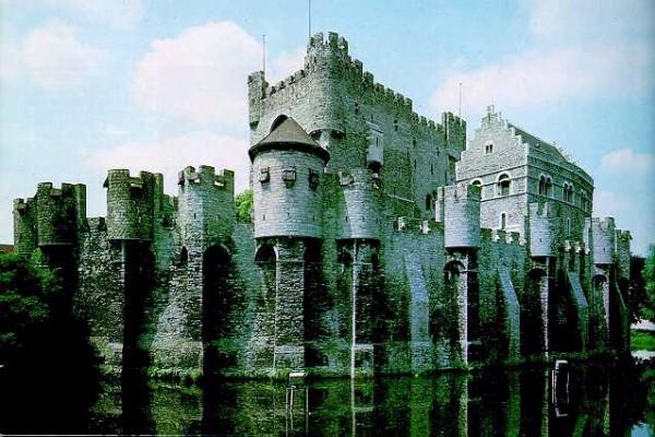 Обнаружен замок короля Артура