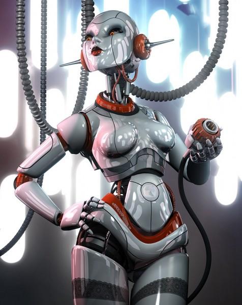 Учёные: Секс-роботов необходимо использовать для утех пожилых и сексуальных насильников