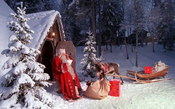 Ученые выяснили, какой оптимальный город для жизни Санта-Клауса