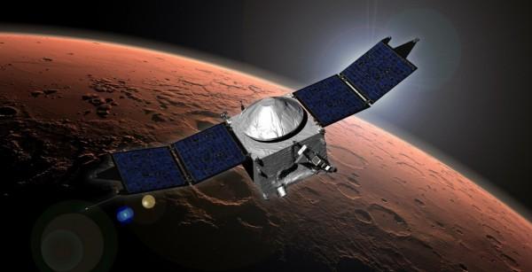 Китай планирует отправить первый зонд на Марс в 2020 году