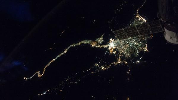 В Сети опубликованы самые лучшие снимки Земли, сделанные с МКС в 2016 году