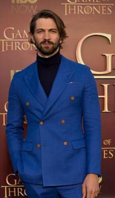 Даарио Нахариса из «Игры престолов» назвали самым красивым мужчиной