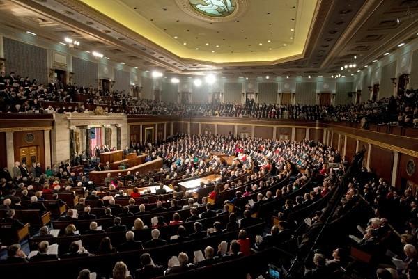 В съезде США сообщили, что недадут Трампу отменить санкции противРФ