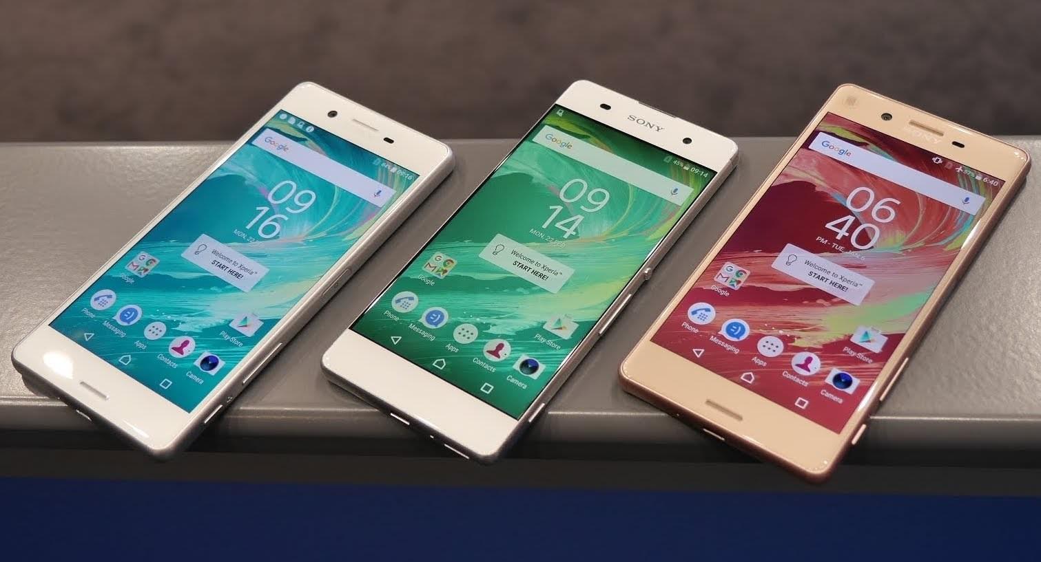 Новый смартфон Сони Xperia Xбудет представлен суменьшенными рамками