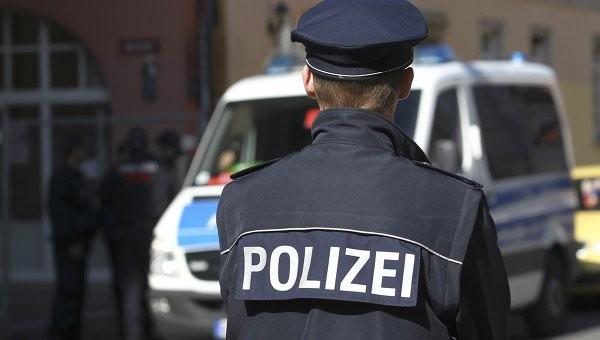 ВГермании схвачен подозреваемый впланировании теракта