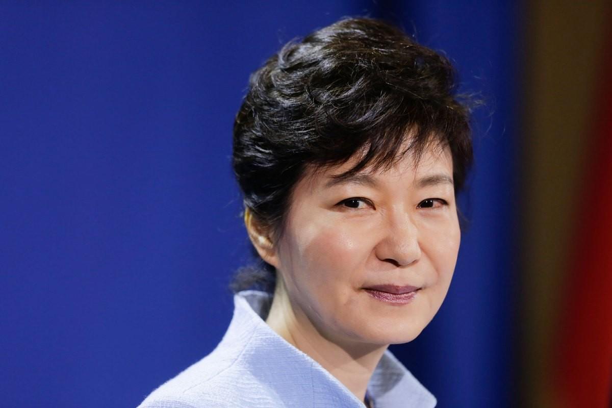 Президент Южной Кореи Пак Кын Хеотказалась показывать всуде
