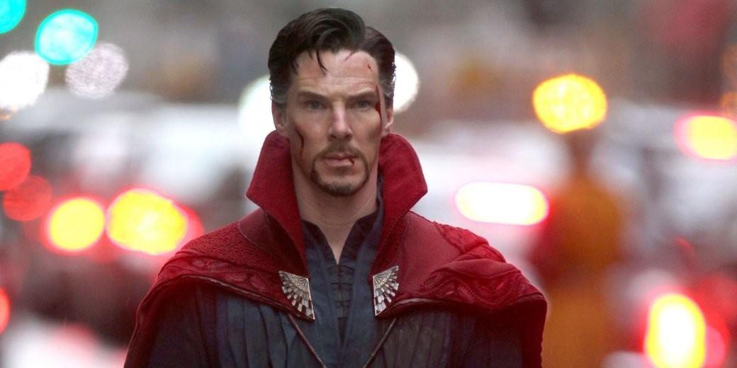 Доктор Стрэндж появится в новейшей части «Тора»