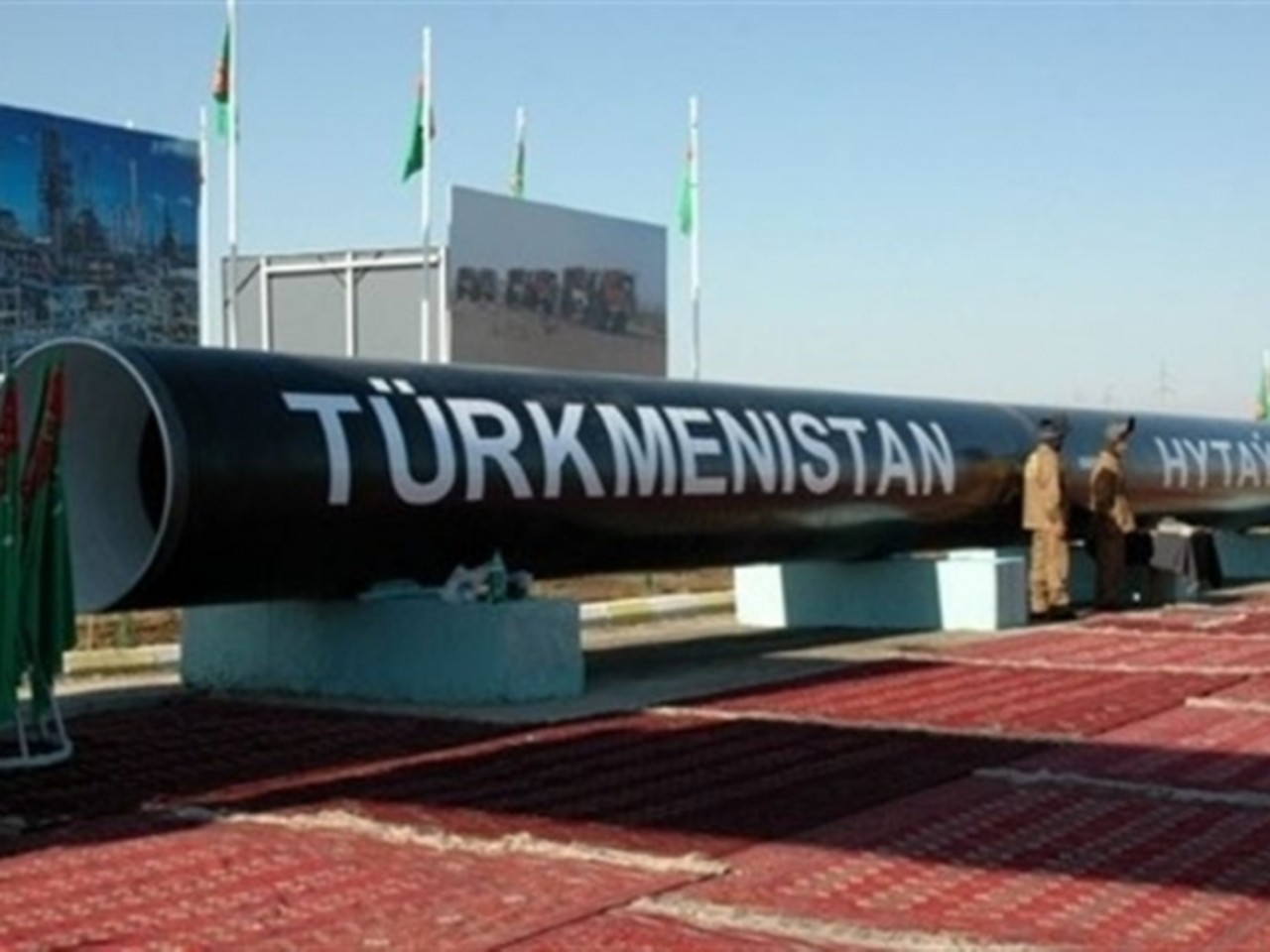 Туркмения прекратила поставку газа вИран из-за задолженности НИГК