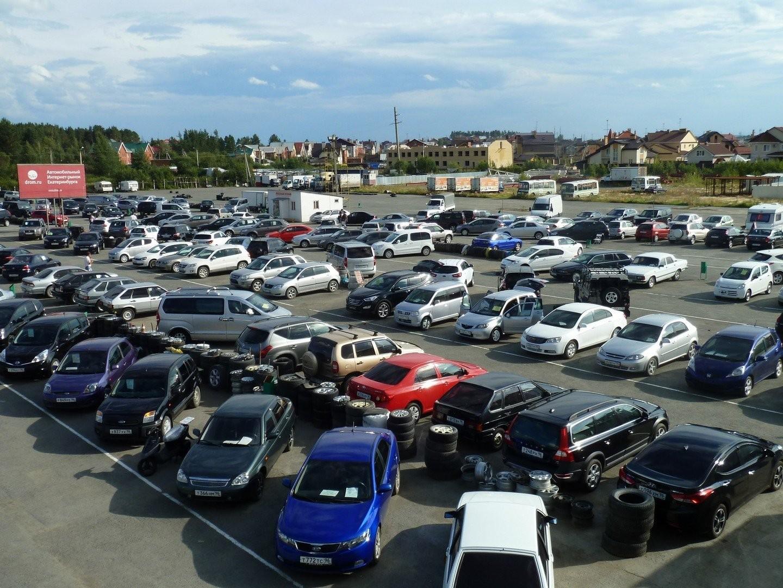 Составлен топ-10 авто бизнес-класса навторичном рынке Российской Федерации