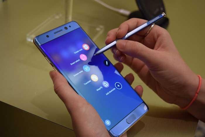 Самсунг все-таки выпустит Galaxy Note 8