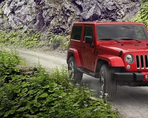 Производство джипа Jeep Wrangler начнется вконце осени