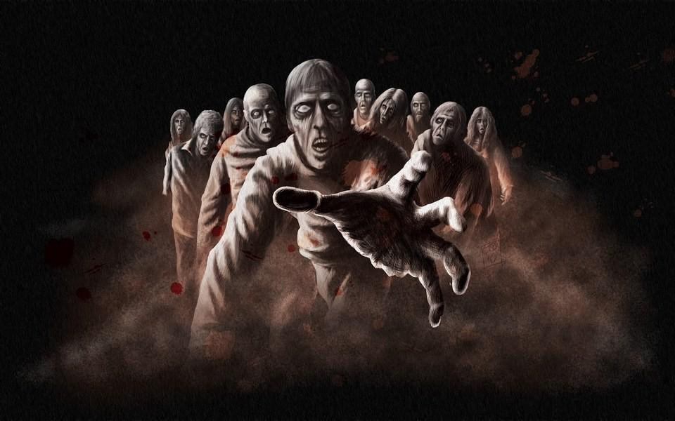 Ученые: Зомби-апокалипсис уничтожит население Земли за100 дней