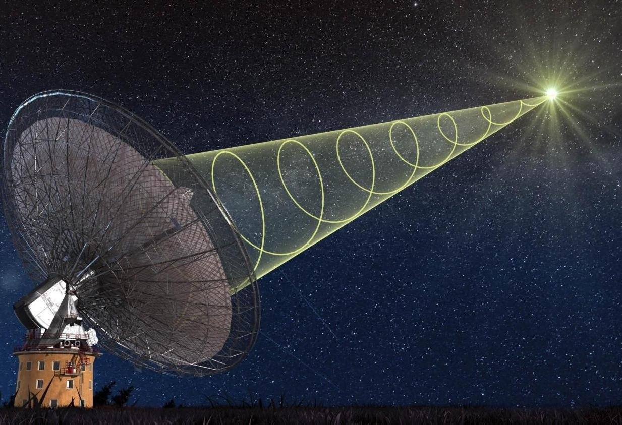 Астрономы обнаружили источник загадочных «радиосигналов инопланетян»