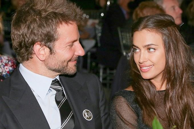 Модель Ирина Шейк и актер Брэдли Купер определились с датой свадьбы