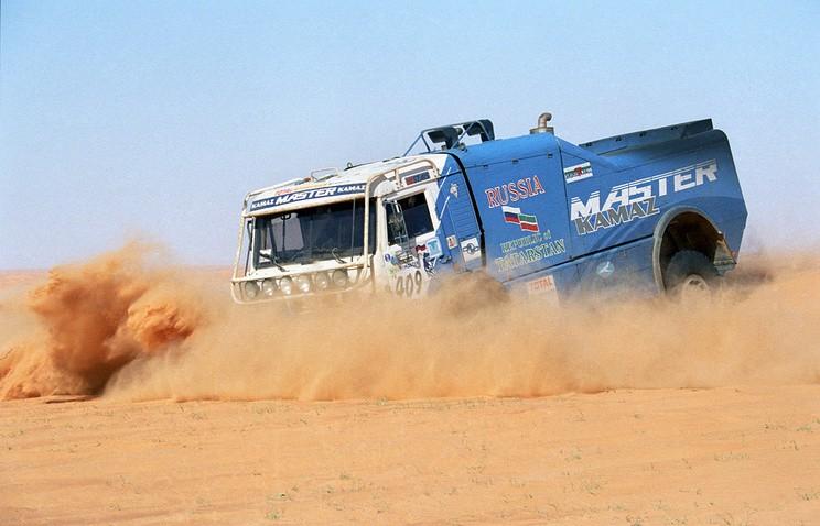 В 2017-ом году бюджет гоночной команды «КамАЗ» составит приблизительно 10 млн. долларов