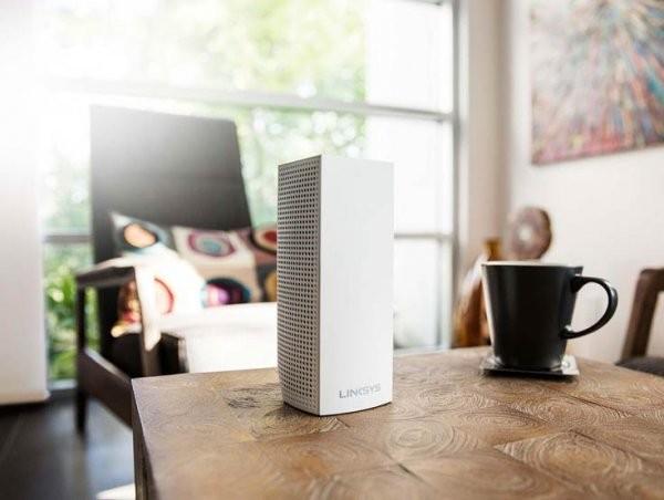 Linksys называет Velop выгодным решением для подключения Wi-Fi
