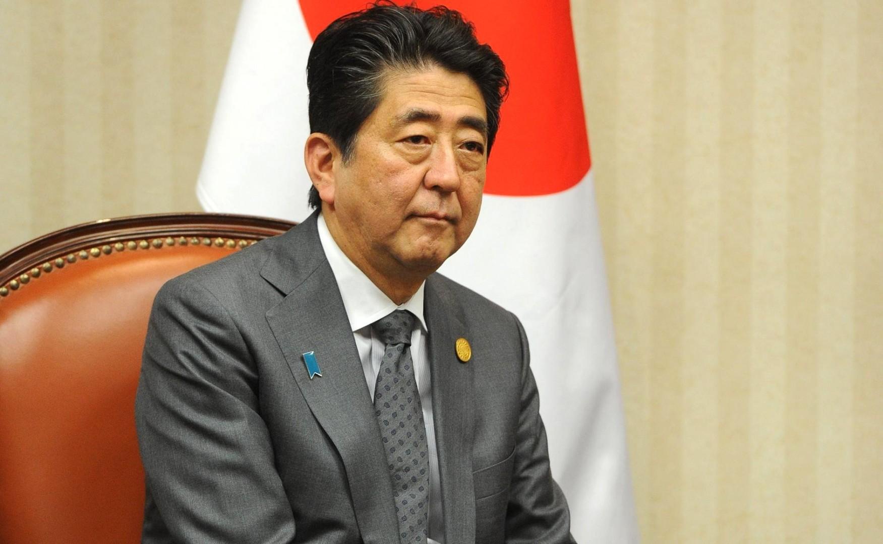 Синдзо Абэ: Япония начнет строительство «новой страны»