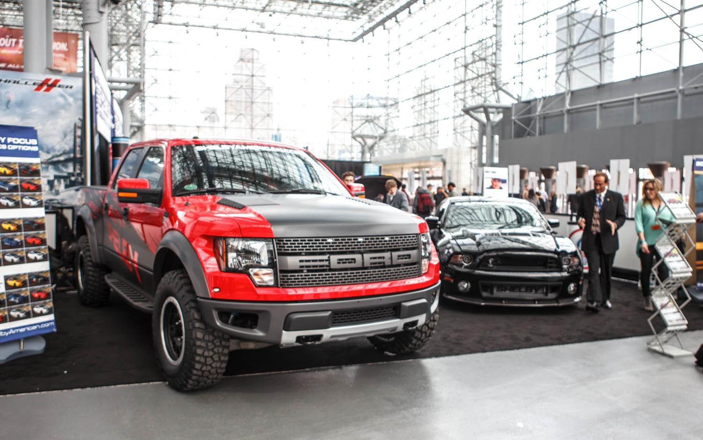 Среди новинок Форд - компактный SUV наэлектроприводе