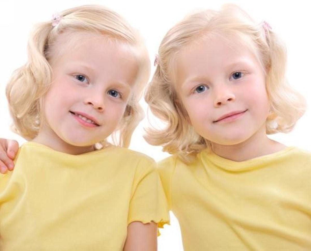 Однояйцевые близнецы живут дольше