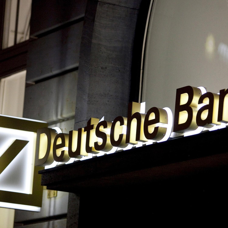 Deutsche Bank уплатит штраф зауклонение отналогов вСША