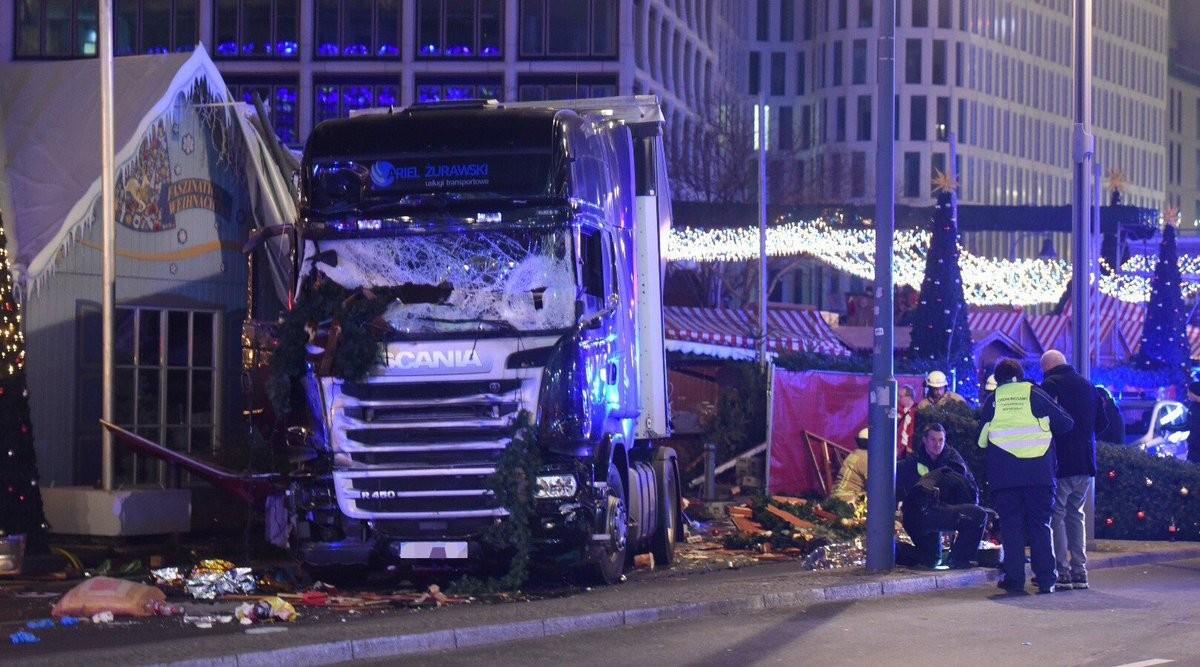 Берлинский террорист пытался найти способ изготовления взрывчатки всети