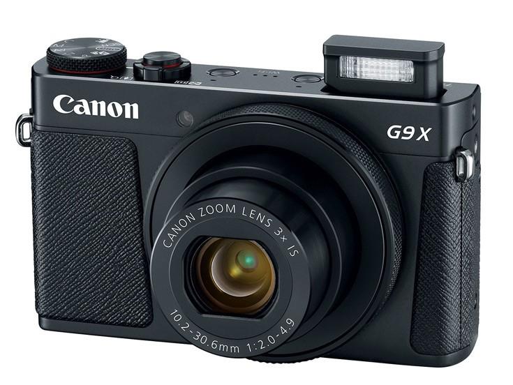 Компания Canon представила камеру PowerShot G9 XMarkII