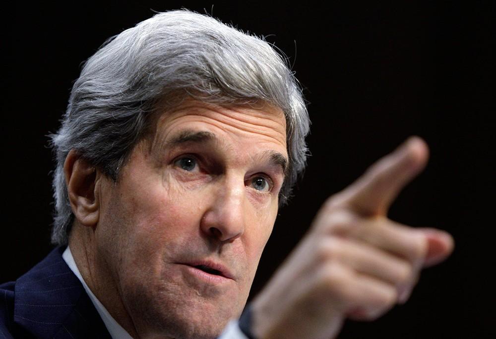 Керри впрощальном письме поведал о выгоде «перезагрузки» отношений сМосквой