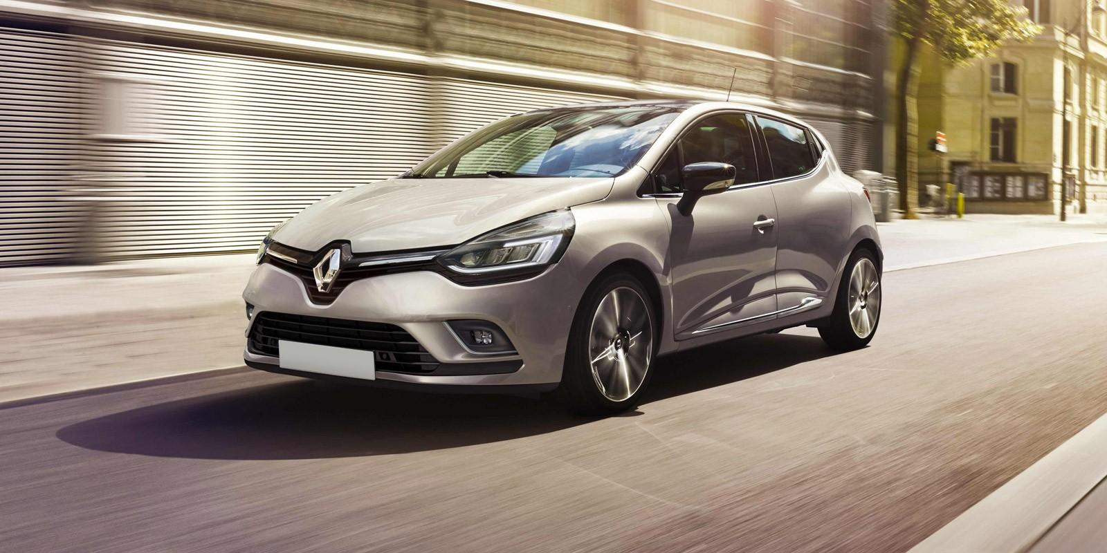 Renault предлагает скидку на свои автомобили в России в 2017 году