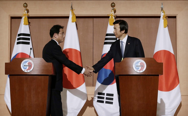 Токио отозвала посла изЮжной Кореи из-за монумента