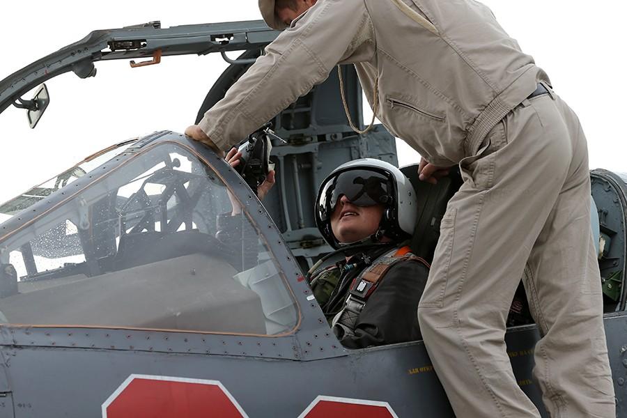 Основную роль в успехах армии сыграла поддержка ВКС РФ— ГенштабВС Сирии