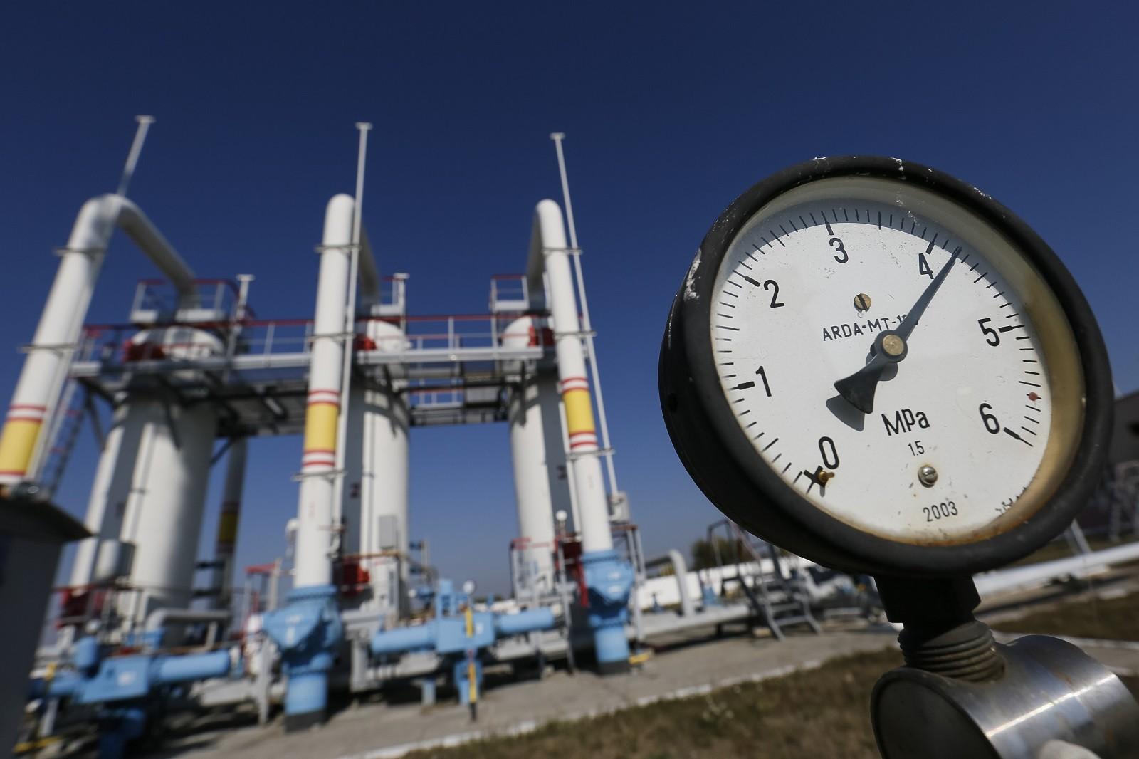 Отбор газа изподземных хранилищ увеличен «Укртрансгаз»