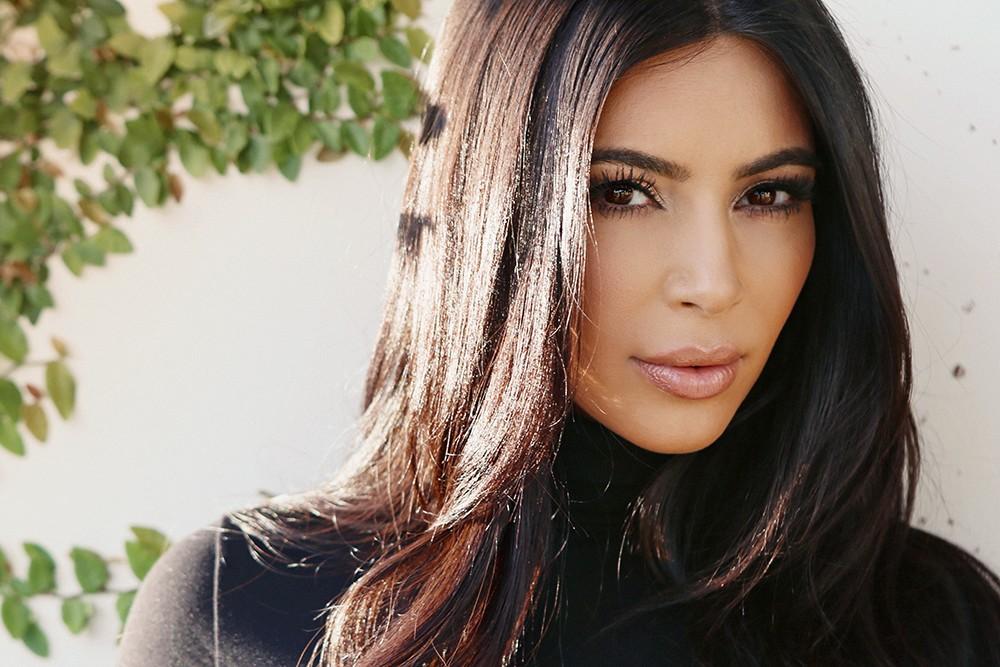 Ким Кардашьян поведала ораспространении псориаза налицо
