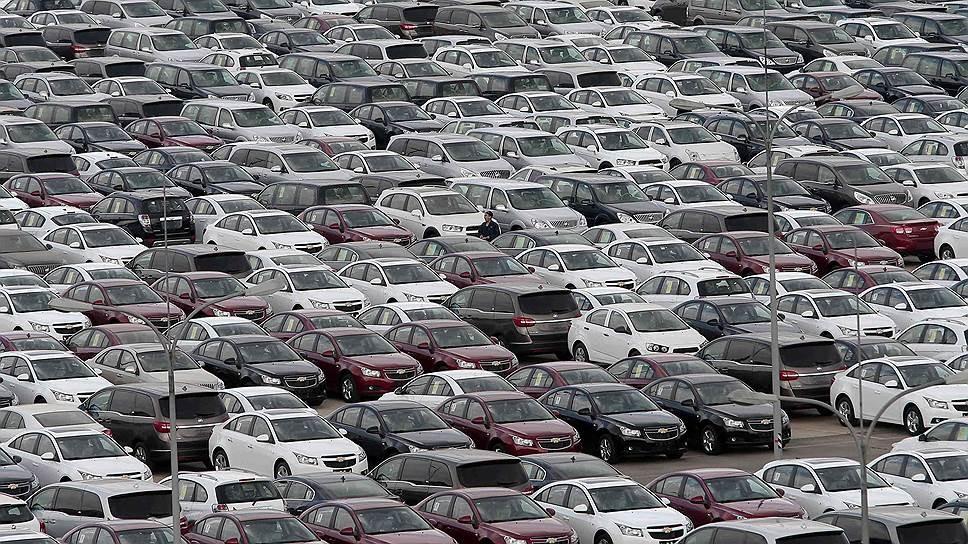 ВГермании рынок автомобилей впервый раз за10 лет установил новый рекорд