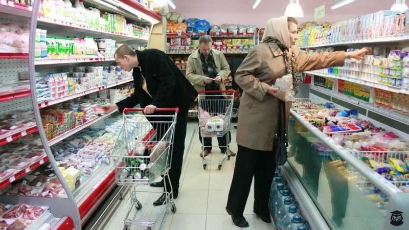 Втечении прошлого года наАлтае зафиксирован самый низкий прирост цен