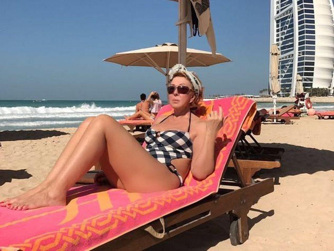 62-летняя Любовь Успенская шокировала фанатов пляжным снимком