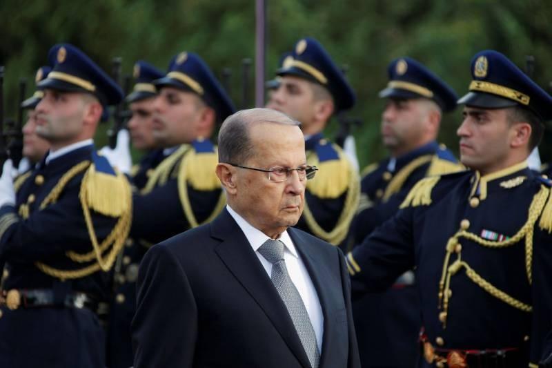 Ливан ожидает от Российской Федерации крупной поставки вооружения