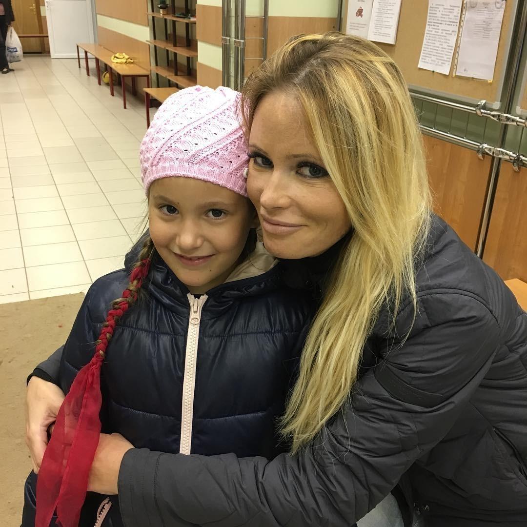 Дана Борисова сообщила вполицию опропаже дочери